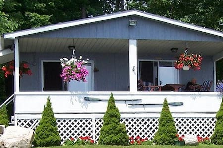 Finger Lakes Cottage, Clear Views! - Hus
