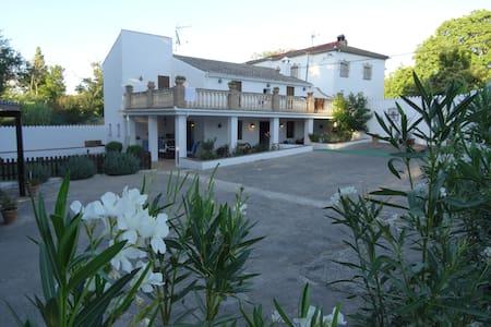 Casa Rural de lujo en Ronda. - Haus