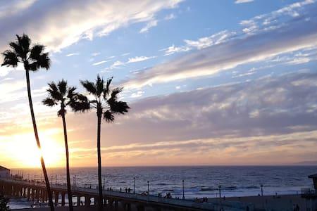 Zen Beach Oasis - Hermosa Beach