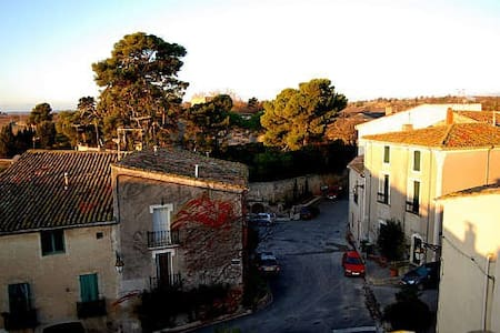 Classic town house, Languedoc