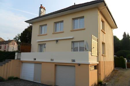 Maison classée 3* - Luxeuil-les-Bains - Dom