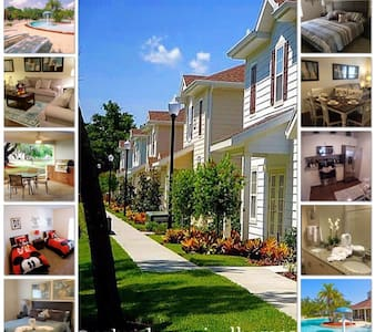 NEW HOMES NEAR DISNEY - 3 BDR