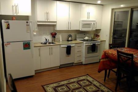 Halifax 1 Bedroom Apt Plus Den - Apartemen