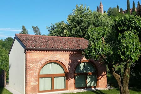 Lovely single house close to Asolo - House