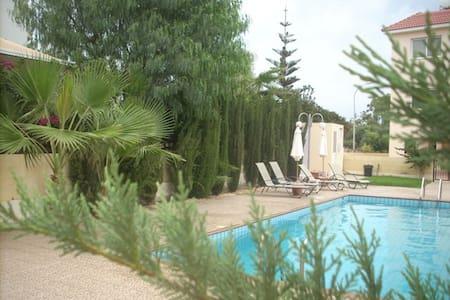Villa Nuo, 3 bed villa near Nissi - Ayia Napa