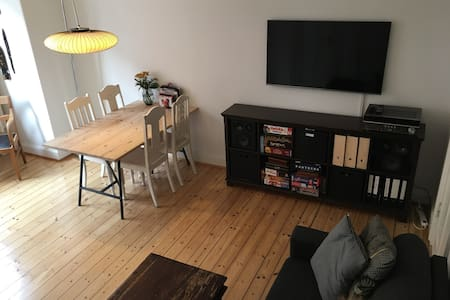 Two rooms in central location for 4 - Köpenhamn - Lägenhet