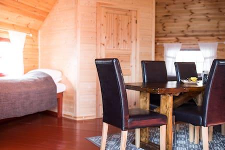 Arctic Cabins - Bodo - Misvær - Chalet