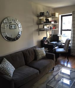 Sunny and Beautiful UWS 1BDRM - Apartment