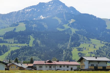 Landhaus Florian-Appartement Ellmau - Sankt Johann in Tirol - Lakás