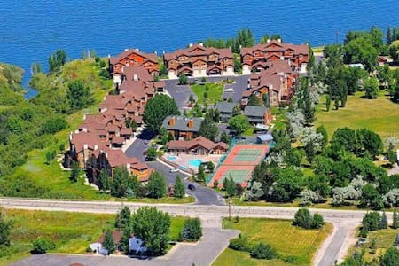 Darling Lakeside Getaway L 1 - Huntsville - Condominium