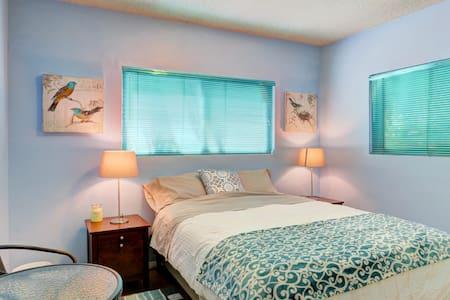 """全新上市 New Cozy Room """"Ocean 海洋房"""" - Monterey Park - House"""