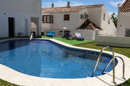 Apartment in Mijas Pueblo with Pool - Mijas - Apartment