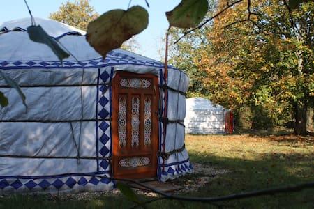 Yourtes de Jean Paul- Yourte Couple - Yurt