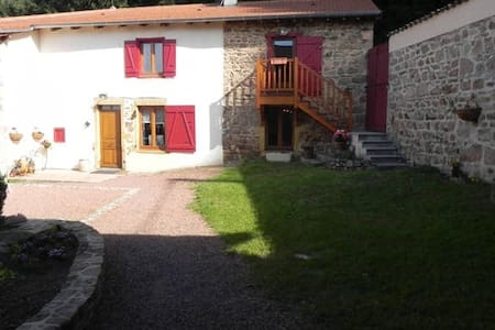 Ferme Entremains Chambres  Sabots - Bed & Breakfast