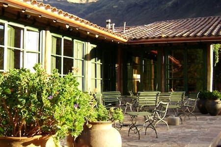 Stunning Villa in the Heart of the Sacred Valley - Pisac