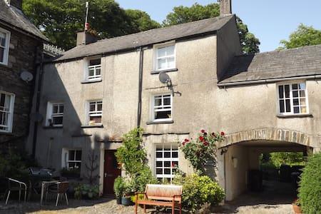 Brock Cottage, Broughton-in-Furness - Cumbria - Rumah