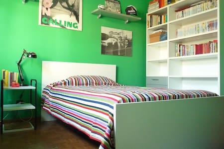 Accogliente stanza a due passi dal centro storico - Savigliano - Apartment