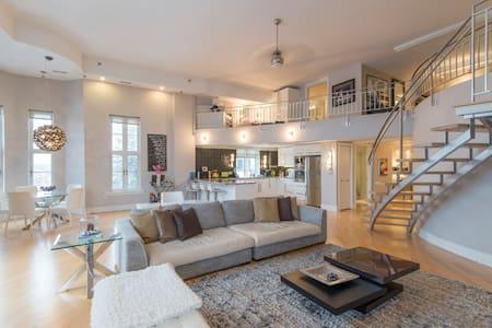 Modern Furnished Luxury Condo - Ottawa