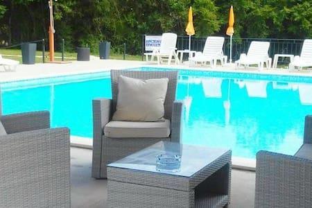 Apartment Nono Mio with pool - Wohnung