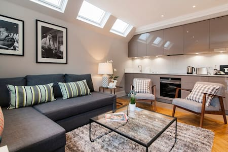 The Barons Court Residence V - London - Apartment