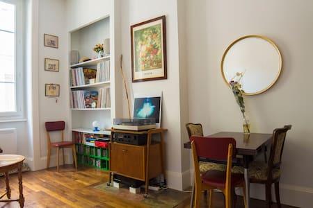 Charmant Appartement calme proche centre de Lyon - Lyon - Daire