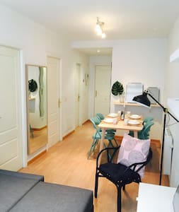 Chic and Cozy flat, Free Wifi, Near Metro - Madryd - Apartament