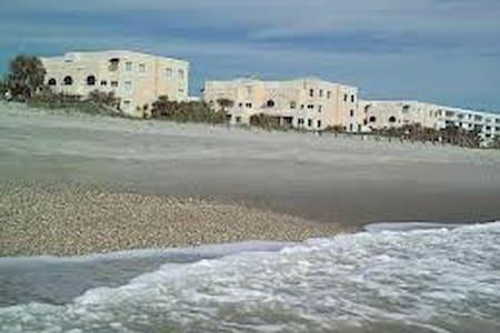Ocean Front Vacation Rental - Cape Canaveral - Condominium