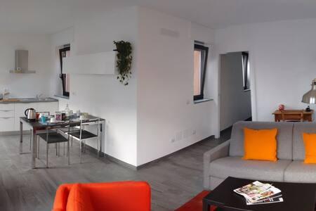 Flat le Vigne +  parking + Wi-Fi - Appartement