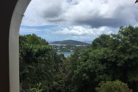 Place to stay and enjoy the island! - Charlotte Amalie - House