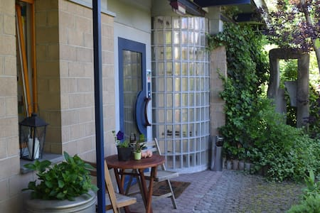 Ruhige Oase im Herz von Weinfelden1 - Huis