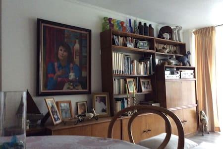 Habitación con baño exclusivo - Lakás