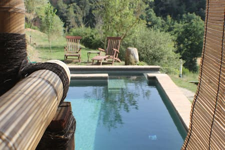 High quality ECO Cottage with pool - Esparreguera
