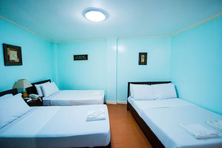 Deluxe Rooms w/ WiFi and A/C - Tagbilaran