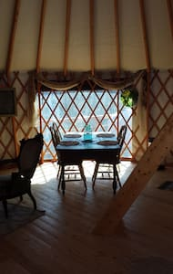 Yurt in the Mountains - Middlesex
