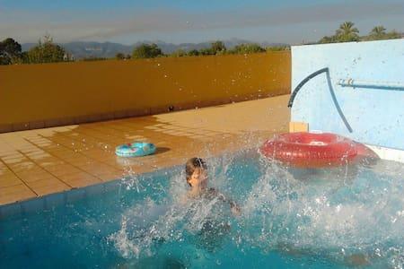 Apartamento-habitación 30m2 con piscina en Palma - Illes Balears