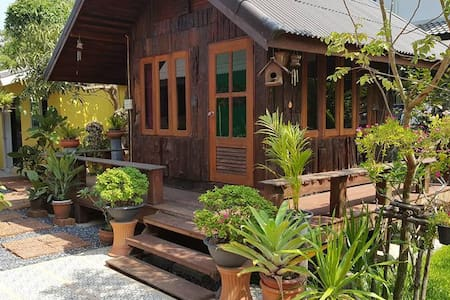 Garden Room Thai2 Suvarnabhumi - Hütte