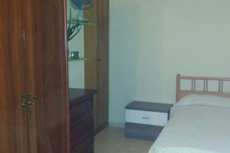 Habitacion privada en piso duplex - Hernán Cortes - Lejlighed