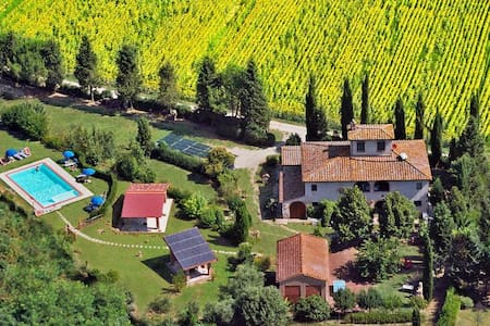 Vallacchi Minesi authentic Tuscany country house - Appartement