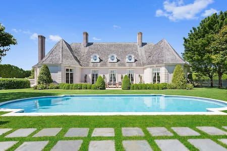 Bridgehampton South Grand Estate, Newly Decorated - 단독주택