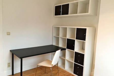 Jolie chambre chez l'habitant - Schaerbeek - Casa
