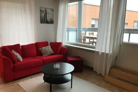 Two-room apartment in city center - Jyväskylä - Lejlighed