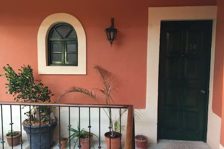 Amazing feel Like home! Mexican Style Place. - Isla Mujeres - Apartment