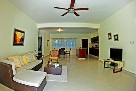 0069- Two Bedrooms Apt for rent.