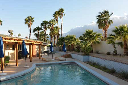 Palm Springs Zen Hideaway: RELAX!!! - Palm Springs - Haus