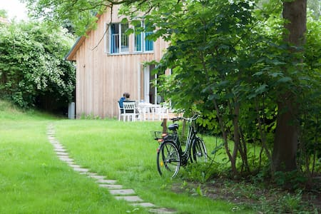 Nachhaltiges Ferienhaus, Insel Hiddensee, autofrei - Insel Hiddensee - House
