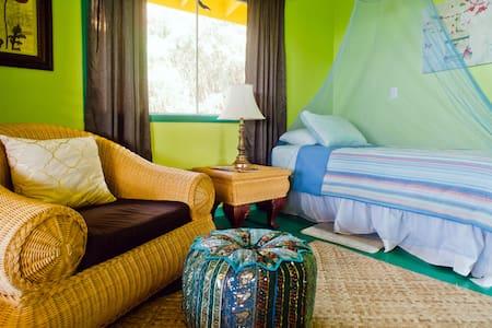 Lil' Hawaiian Getaway - Ocean Views - Captain Cook - Apartment