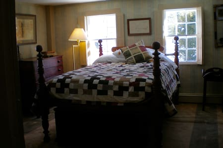 Garland House Library - Rye - Bed & Breakfast