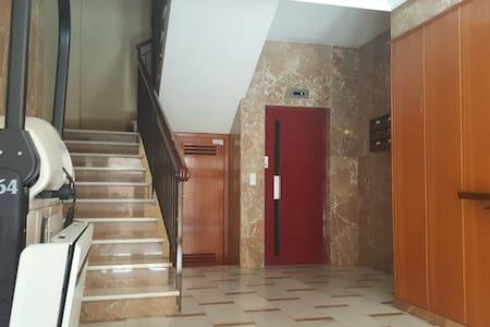 APARTAMENT COMPLETO,3 DORM,2 BAÑOS,TERRAZ,PARQUING - Appartement