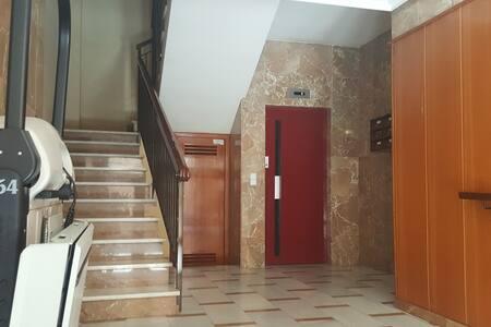 APARTAMENT COMPLETO,3 DORM,2 BAÑOS,TERRAZ,PARQUING - Apartamento
