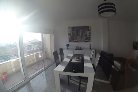Appartement F2 ready to beach/Porto/Casino Espinho - Esmoriz - Huoneisto